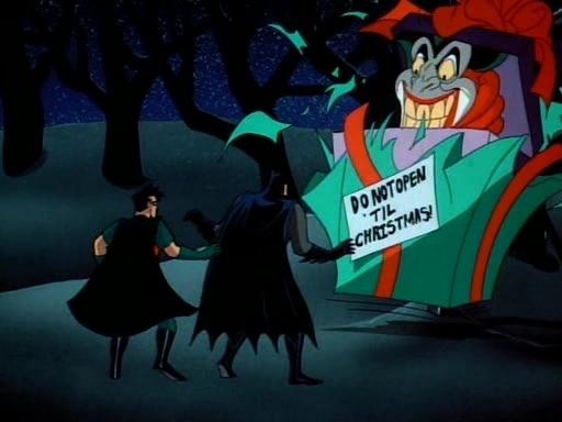 Christmas With The Joker Review | Shanlian on Batman