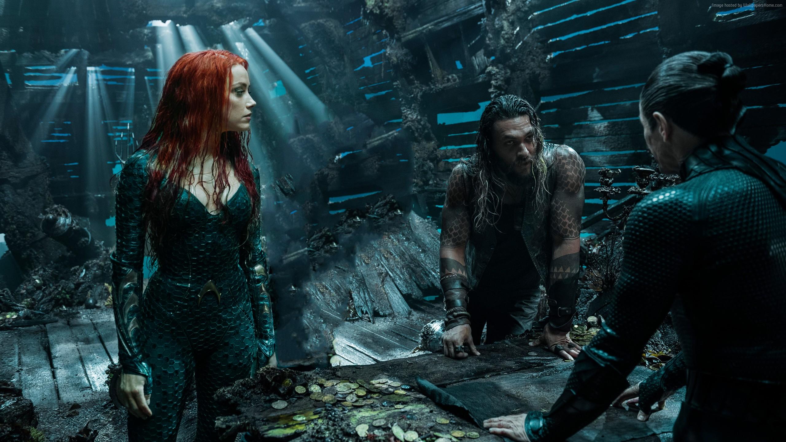 Top-Movie-Aquaman-Wallpaper